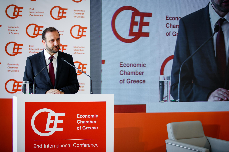 Κ. Κόλλιας: Διπλά θετικό το μήνυμα από την επιτυχημένη έξοδο της Ελλάδας στις αγορές